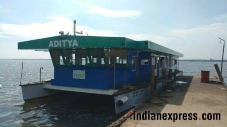 Kerala solar ferry completes one year of operations, leaves behind a green model toemulate