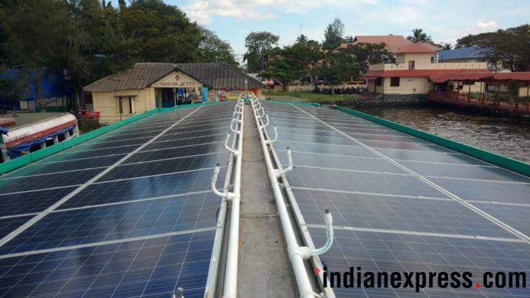 solar power, maharashtra, mahavitran, maha energy dept, thermal power, indian express
