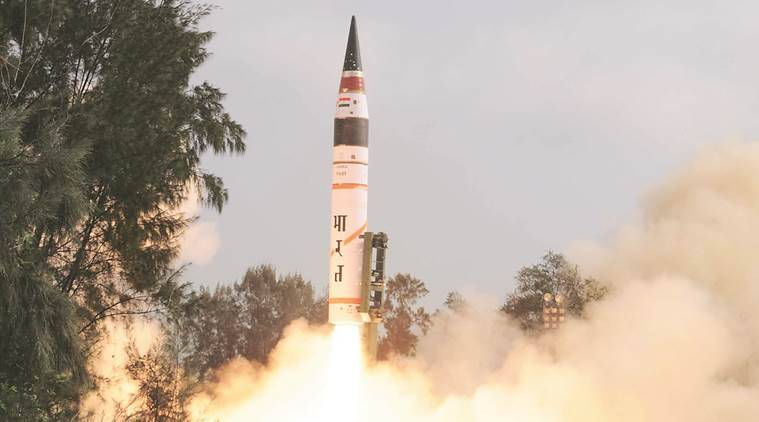 India Missile Check Places Nuke ICBM in Vary of Affect