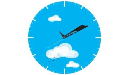 Airlines inflate flight durations: Flights 'on time', yet passengers are delayed