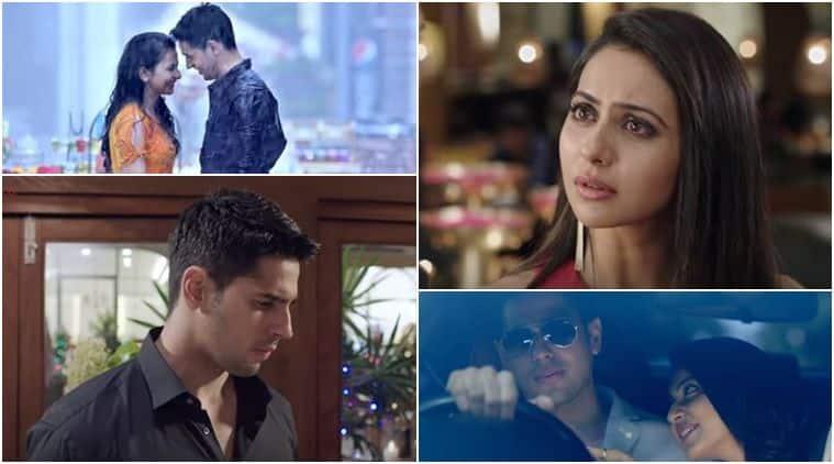 aiyaary new song yaad hai sidharth malhotra and rakul preet