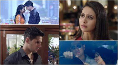 Watch Aiyaary song Yaad Hai: A romantic ode to lost love featuring Sidharth Malhotra and Rakul Preet