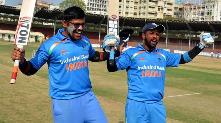 5th Blind Cricket World Cup, 5th Blind Cricket World Cup results, Ajay Reddy, Ajay Reddy captain, Ajay Reddy India captain, sports news, cricket, Indian Express
