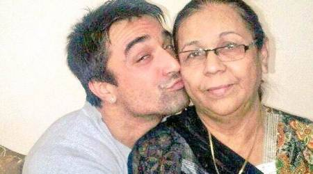 Ex-Bigg Boss contestant Ajaz Khan's mother passes away; Manoj Bajpayee and Sonu Sood offer condolence