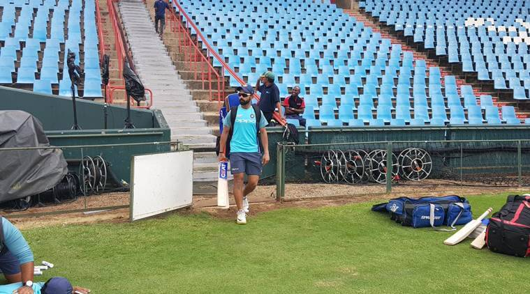 The second Test between India and South Africa will be at Centurion.