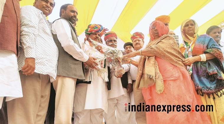 Campaigning for bypolls in Rajasthan ends