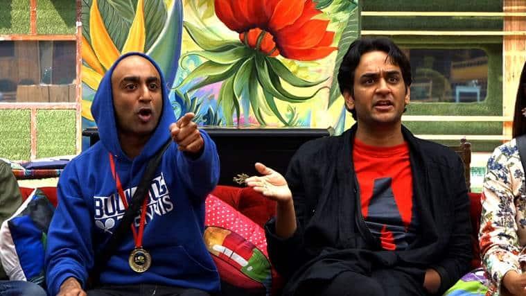 Akash and Vikas in Bigg Boss 11