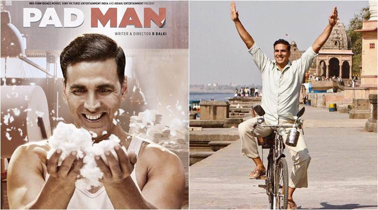 Akshay Kumar's Padman Is Coming Early In Theatres Near Us