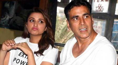 Parineeti Chopra: Kesari perfect film to work with Akshay Kumar