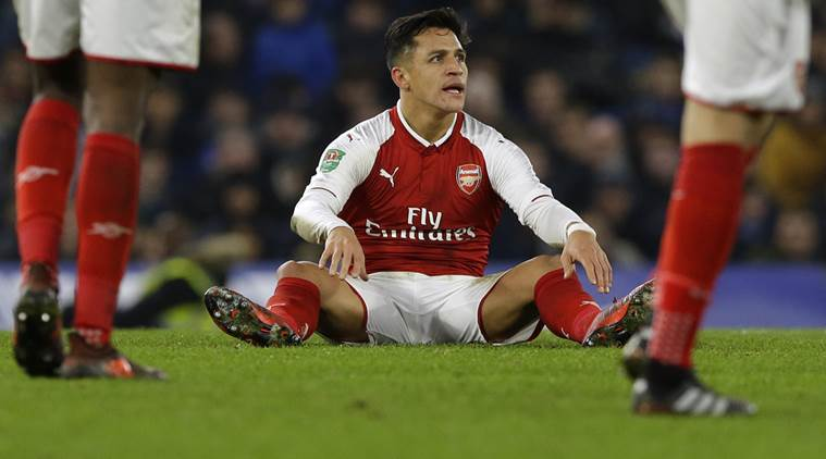 One Star Holding Up Sanchez's Move To Man Utd