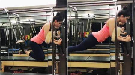 Alia Bhatt, Alia Bhatt latest photos, Alia Bhatt pilates, Alia Bhatt fitness, Alia Bhatt workout