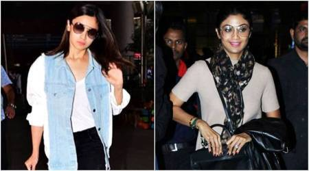 Alia Bhatt and Shilpa Shetty's airport style is for days when you don't want to dress up but still want to look good