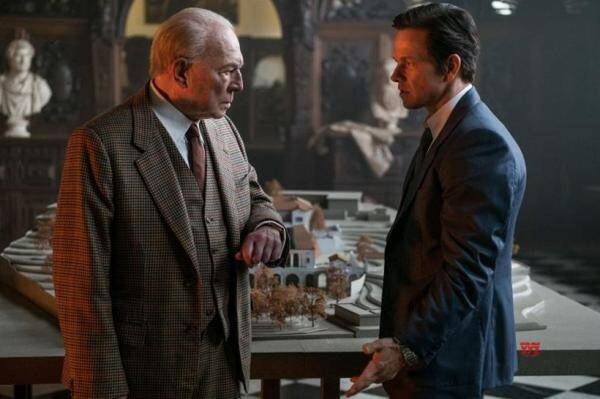 all the money in the world christopher plummer ridley scott michelle williams