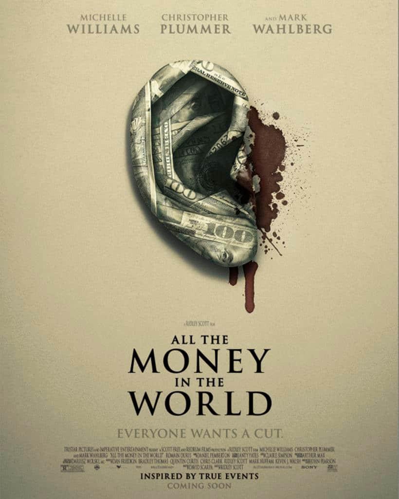 all the money in the world christopher plummer ridley scott michelle williams