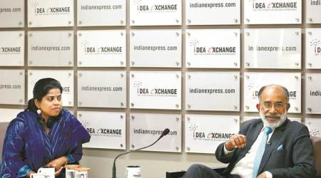 K J Alphons, Tourism minister, BJP Meghalaya in charge, K J Alphons meghalaya, Meghlaya Elections, Indian Express