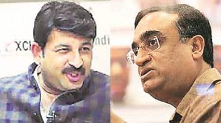 Lashing out at AAP, Cong says N D Gupta 'close' to BJP leader