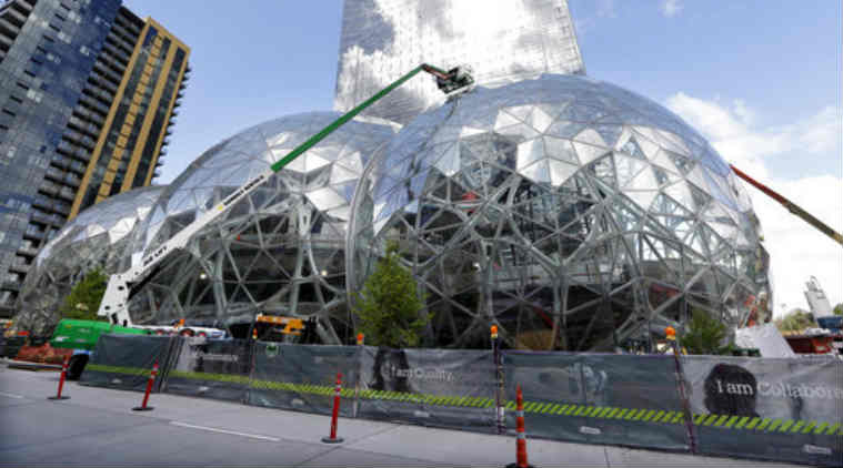 Amazon narrows second headquarters list to 20 cities