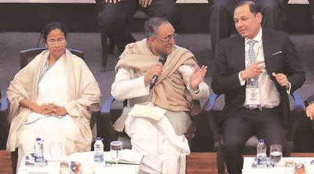 Bengal global business summit, Bengal business summit, business summitm Mamata Banerjee, CM Mamata Banerjee, India News, Indian Express, Indian Express News