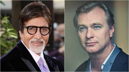 Amitabh Bachchan announces Dunkirk director Christopher Nolan's India visit
