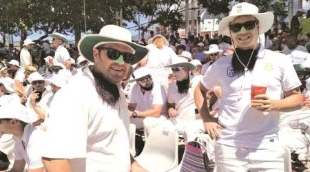India vs South Africa 1st Test: In company of 'AmlaArmy'