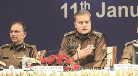 Delhi Police: Report on assault of tax, excise officers filed