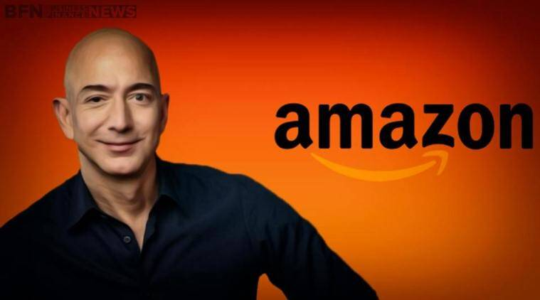Amazon's Jeff Bezos becomes richest person in history