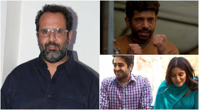 aanand l rai has produced mukkabaaz