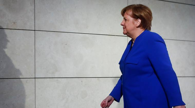 Germany's SPD to vote on coalition talks with Angela Merkel's conservatives