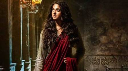 Bhaagamathie new poster: Anushka Shetty's gritty look is hinting at a stellar performance, see photo
