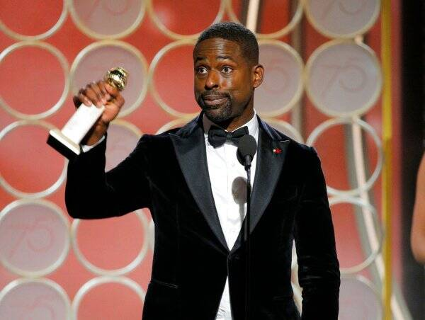 sterling k brown this is us golden globes
