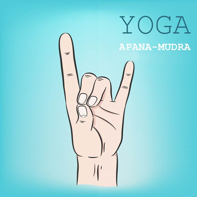 Is Rajinikanth S Party Symbol The Same As Apana Mudra For Detoxification And Purification India News The Indian Express
