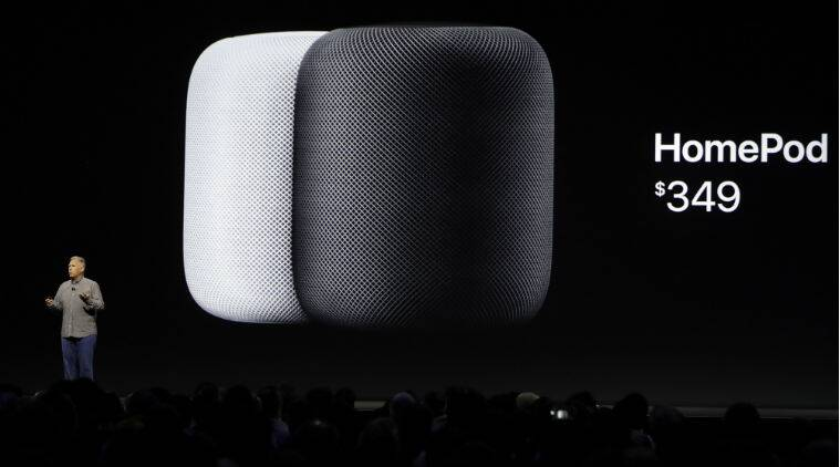Apple, Apple HomePod, Apple HomePod price in India, Apple HomePod sale, Apple HomePod features, Apple HomePod price, Apple HomePod preorders