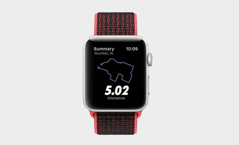 Apple Watch apps, Mumbai Marathon 2018, Apple watchOS 4, iHydrate, Sworkit, Nike Plus Run Club, One Drop diabetes management, Zombies Run, Fitso, Lifesum