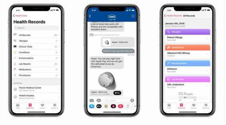apple ios update 2018