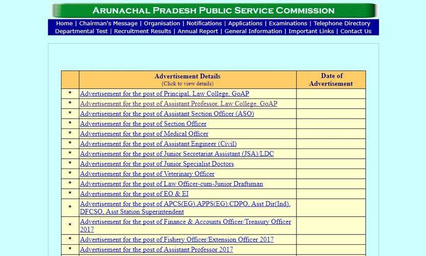 appsc, govtjobs, appsc.gov.in, andhra pradesh latest jobs