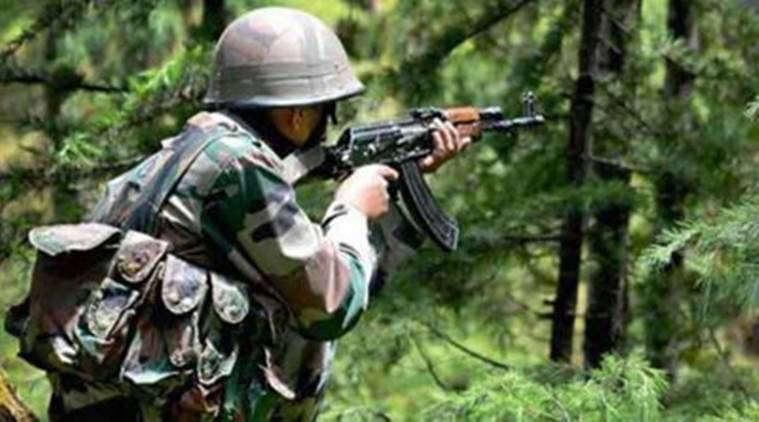 Two Hizbul militants killed in Anantnag encounter