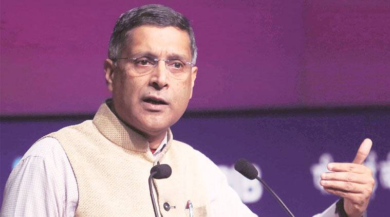 Arvind Subramanian, Arvind Subramanian, indian economy, gst, demonetisation, indian express, Goods and Services Tax, indian express, business news, indian growth
