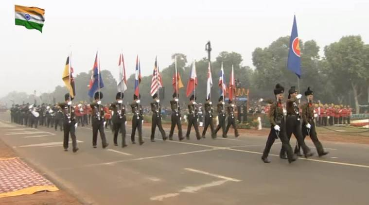 For some, Republic Day parade is so near yet so far