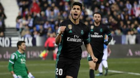 Marco Asensio lifts stuttering Real Madrid at Leganes