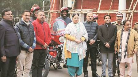 Chandigarh Mayoral election: Asha Jaswal refuses to budge, says will fight against Davesh Moudgil