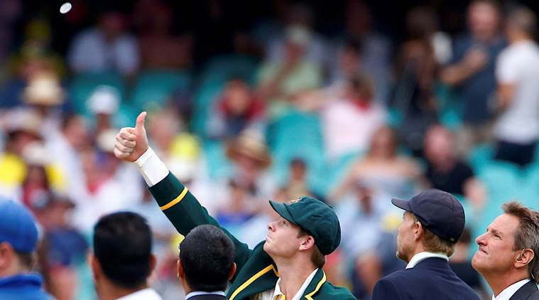 England are playing fifth Test against Australia.