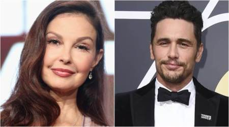 Ashley Judd praises James Franco for response to sexual misconductclaims
