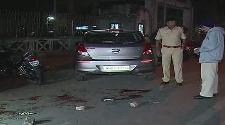 Sena corporator Ashok Sawant murdered