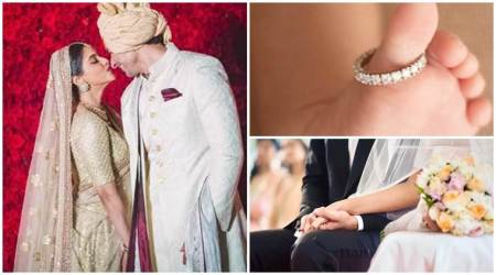 Asin Thottumkal and Rahul Sharma celebrate second wedding anniversary, share photo of baby girl