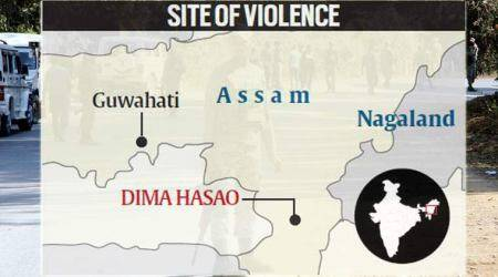 How an interview led to a violent agitation in Assam district borderingNagaland