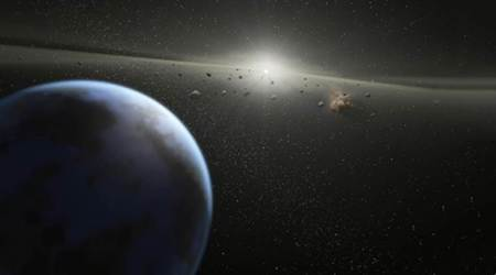 Asteroid, larger than the Burj Khalifa, to narrowly miss Earth'ssurface