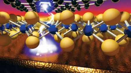 Atoms-thin memory storage device created for more powerful computing