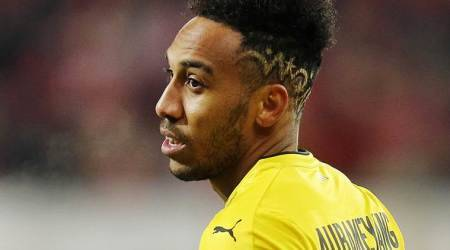 Borussia Dortmund stumble against Hertha Berlin with Pierre-Emerick Aubameyang left out again