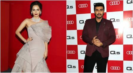 From Manushi Chhillar to Arjun Kapoor: Celebs glam up for a special night; seepics