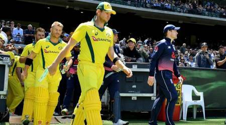 Australia vs England 4th ODI: Australia beat England by 3 wickets in Adelaide